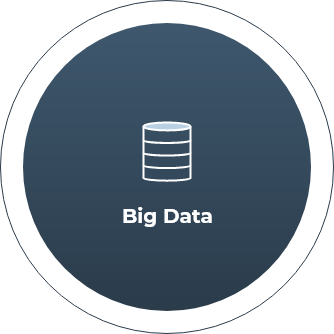 Our experience in big data give us all the knowledge we need!