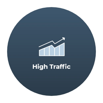 In Code Seed we are used to work with high traffic websites.